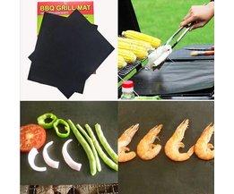 Grill Mat voor Barbecue en Hete Plaat
