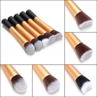 Professionele Make-Up Kwast voor Foundation of Blusher