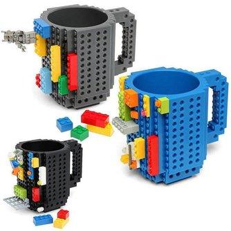 Creatieve Lego Puzzel Beker