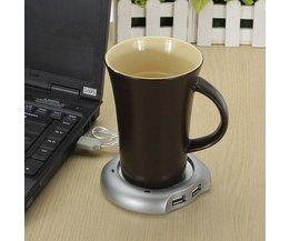USB Warmhoudplaat Voor Mokken