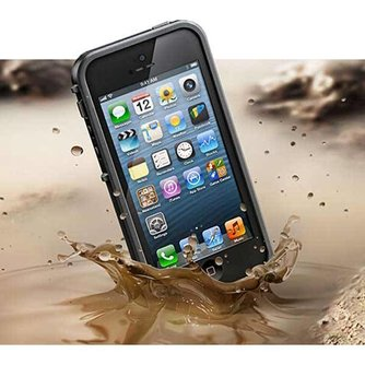 Waterdicht Hoesje voor iPhone 5