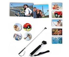 Selfie Stick voor Smartphones