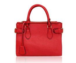 Handtassen met Dubbele Rits voor Dames