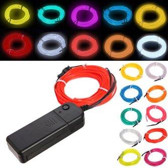 Lichtdraad In 10 Kleuren