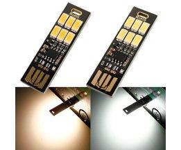 Mini USB Nachtlampje