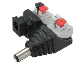 Adapter Plug Voor LED Strip