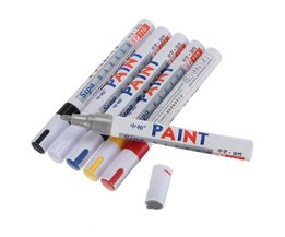 Permanent Marker Waterproof voor o.a. Auto