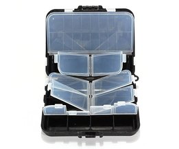 Viskoffer voor Vis-accessoires