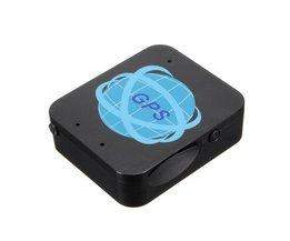 GSM Tracker GPRS TK101 met Oplader en USB Kabel