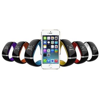Smartwatch voor iOS & Android
