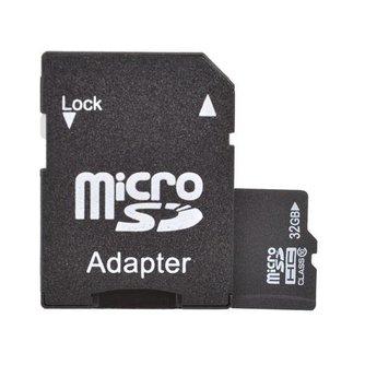 MicroSD & Adapter