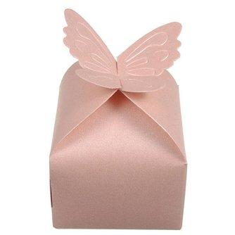 Cadeau Doosje met Vlinder