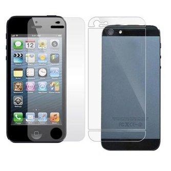 Screenprotectors Voor- en Achterkant voor iPhone 5