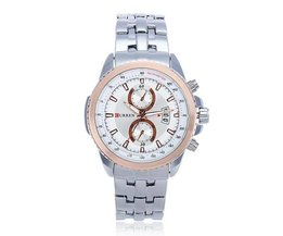 Roestvrij Stalen Mannen Horloges