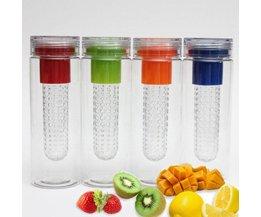 Waterfles Met Fruitfilter