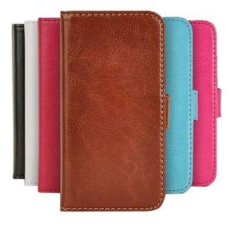 Walletcase iPhone 5 Met Standaard