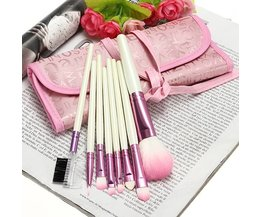 Makeup Kwasten Set met Nylon haren