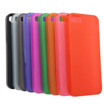 Gel Case iPhone 5