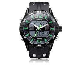 OHSEN Sportief Horloge