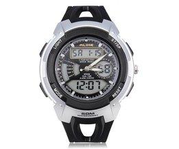 ALIKE AK6109 Horloge 5 Atm