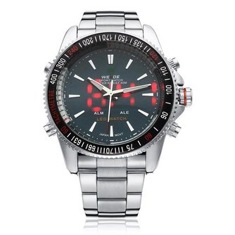 LED Horloge Voor Heren