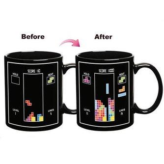Mok Met Opdruk Tetris / Lamp