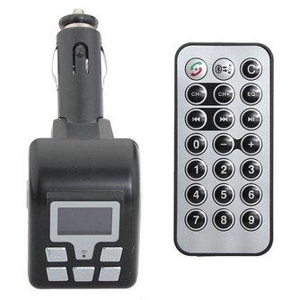 MP3 Speler Auto