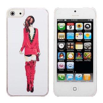 Iphone 5 case kristal