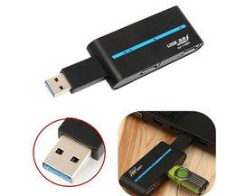 USB Adapter Voor PC Of Laptop