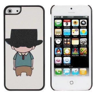Retro Hoesje voor iPhone 5