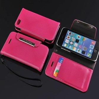 Portemonnee Hoesjes voor iPhone 5C