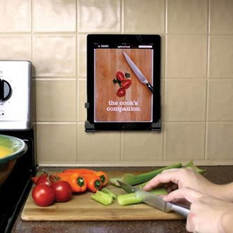 Universele Muurhouder voor Tablets en Smartphones