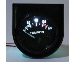 Temperatuurmeter Water In De Auto