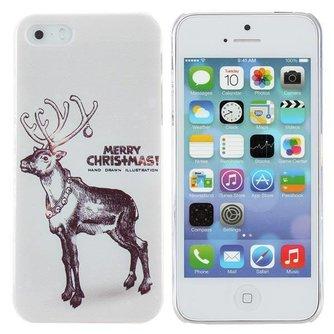 Iphone 5 & 5S Hoesje Kerstdecoratie