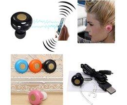 Draadloze Koptelefoon Bluetooth