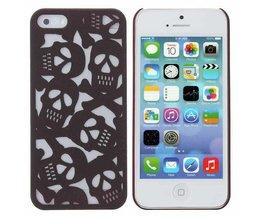Hardcase Iphone 5 & 5S Doodshoofd