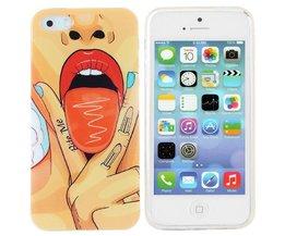 Grappig Hoesje voor iPhone 5 & 5S