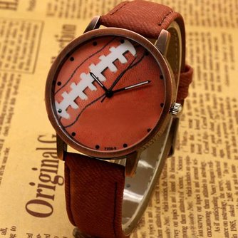Hippe Horloges Met Sportthema