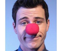 Rode Clownsneus