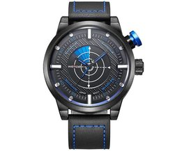 Horloge Met Stopwatch
