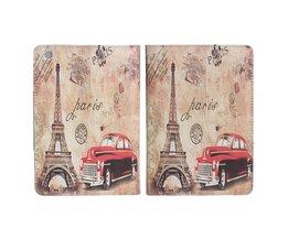 Hoesjes voor iPad Mini met Eiffeltoren-design