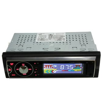 Autoradio met Aux en FM/SD/USB/MP3