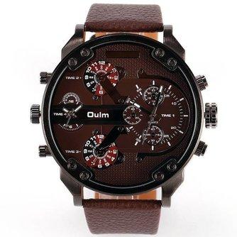 Merk Horloge Van OULM