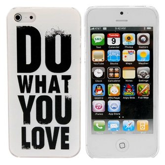Back Case iPhone 5