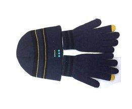 Bluetooth Muts Met Handschoenen