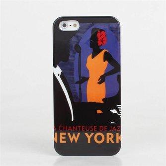 New York Hoesje Voor iPhone 5 &5S
