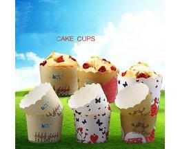 Cupcake Bekers