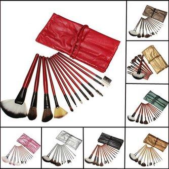 Make-up-Kwastenset  12-Delig