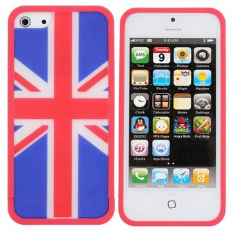 IPhone 5 Hard Case Hoesje