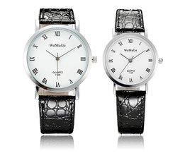WoMaGe Horloge voor Man en Vrouw